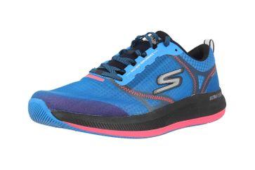 Skechers GO RUN PULSE Sportschuhe in Übergrößen Blau 220013 BLRD große Herrenschuhe – Bild 6