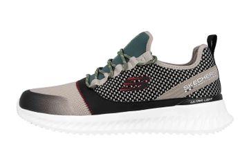Skechers MATERA 2.0 BELLOQ Sneaker in Übergrößen Grau 232015 GYBK große Herrenschuhe – Bild 1