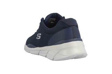 Skechers EQUALIZER 4.0 GENERATION Sneaker in Übergrößen Blau 232022 NVY große Herrenschuhe – Bild 2