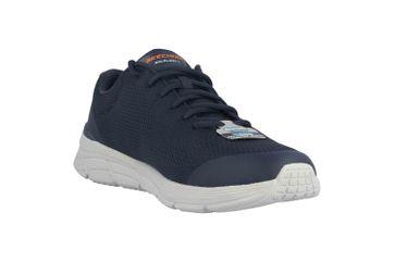 Skechers EQUALIZER 4.0 GENERATION Sneaker in Übergrößen Blau 232022 NVY große Herrenschuhe – Bild 5