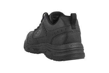 Skechers OAK CANYON REDWICK Sneaker in Übergrößen Schwarz 51896 BBK große Herrenschuhe – Bild 2