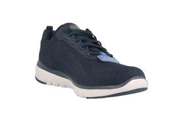 Skechers FLEX ADVANTAGE 3.0 SKAPP Sneaker in Übergrößen Blau 232059 NVRD große Herrenschuhe – Bild 5