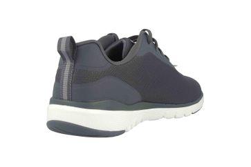 Skechers FLEX ADVANTAGE 3.0 LANDESS Sneaker in Übergrößen Grau 52751 CHAR große Herrenschuhe – Bild 3