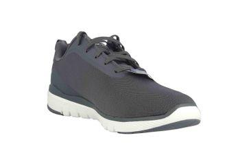 Skechers FLEX ADVANTAGE 3.0 LANDESS Sneaker in Übergrößen Grau 52751 CHAR große Herrenschuhe – Bild 5