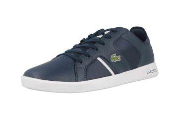 Lacoste NOVAS 120 1 SMA Sneaker in Übergrößen Blau 39SMA0010092 große Herrenschuhe – Bild 6