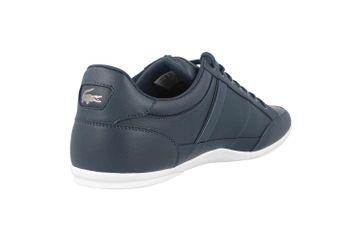 Lacoste CHAYMON BL 1 CMA Sneaker in Übergrößen Blau 37CMA0094092 große Herrenschuhe – Bild 3