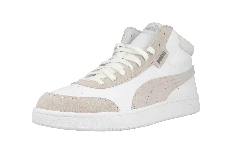 Puma Court Legend Sneaker in Übergrößen Weiß 371119 01 große Herrenschuhe