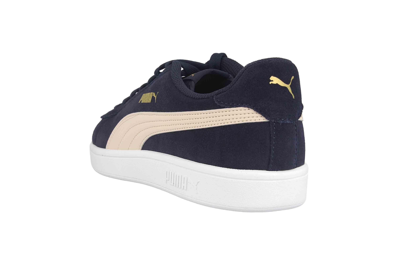 Puma Smash v2 Sneaker in Übergrößen Blau 364989 37 große Damenschuhe – Bild 2