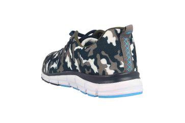 Boras SP Sports Sneaker Camo Sneaker in Übergrößen Mehrfarbig 5202-1561 große Herrenschuhe – Bild 2