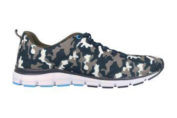 Boras SP Sports Sneaker Camo Sneaker in Übergrößen Mehrfarbig 5202-1561 große Herrenschuhe – Bild 4