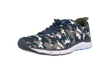 Boras SP Sports Sneaker Camo Sneaker in Übergrößen Mehrfarbig 5202-1561 große Herrenschuhe – Bild 6