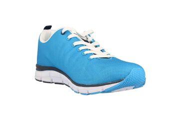 Boras SP Fashion Sports Sneaker Basic Sneaker in Übergrößen Blau 5203-1559 große Herrenschuhe – Bild 5