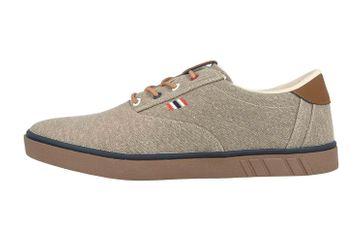 Boras SP Canvas Sneaker  Sneaker in Übergrößen Braun 5204-0090 große Herrenschuhe – Bild 1