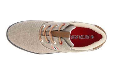 Boras SP Canvas Sneaker  Sneaker in Übergrößen Braun 5204-0090 große Herrenschuhe – Bild 7