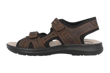 Jomos Sandalen in Übergrößen Braun 506609 12 343 große Herrenschuhe – Bild 1