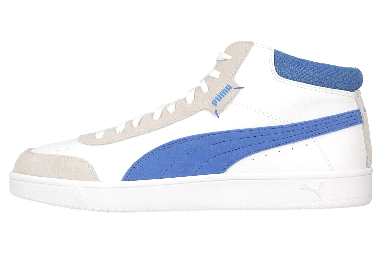 Puma Court Legend Sneaker in Übergrößen Weiß 371119 04 große Herrenschuhe – Bild 1