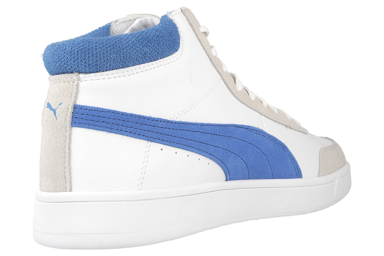 Puma Court Legend Sneaker in Übergrößen Weiß 371119 04 große Herrenschuhe – Bild 3
