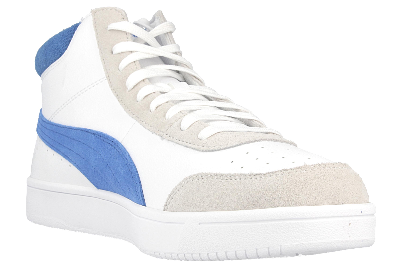 Puma Court Legend Sneaker in Übergrößen Weiß 371119 04 große Herrenschuhe