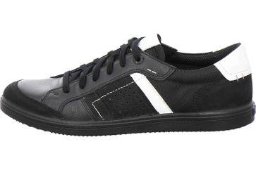 Jomos Sneaker in Übergrößen Schwarz 316318 852 0069 große Herrenschuhe – Bild 1