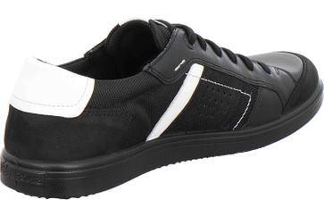 Jomos Sneaker in Übergrößen Schwarz 316318 852 0069 große Herrenschuhe – Bild 3