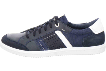 Jomos Sneaker in Übergrößen Blau 316318 852 9014 große Herrenschuhe – Bild 1