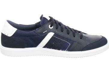 Jomos Sneaker in Übergrößen Blau 316318 852 9014 große Herrenschuhe – Bild 4