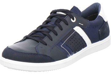 Jomos Sneaker in Übergrößen Blau 316318 852 9014 große Herrenschuhe – Bild 6