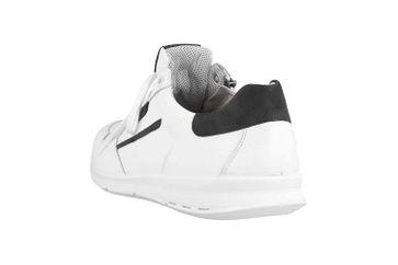 Jomos Sneaker in Übergrößen Weiß 324313 270 2019 große Herrenschuhe – Bild 2