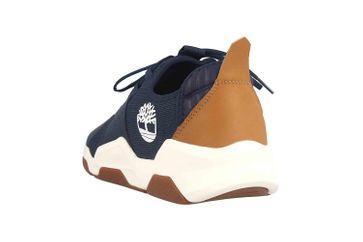 Timberland EARTH RALLY FLEXI KNIT OX NVY Sneaker in Übergrößen Blau TB0A2D5M0191 große Herrenschuhe – Bild 2