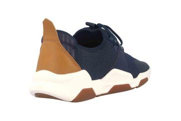 Timberland EARTH RALLY FLEXI KNIT OX NVY Sneaker in Übergrößen Blau TB0A2D5M0191 große Herrenschuhe – Bild 3