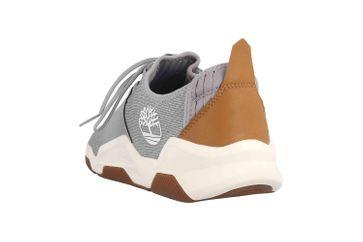Timberland EARTH RALLY FLEXI KNIT OX MDGRY Sneaker in Übergrößen Grau TB0A2D5B0501 große Herrenschuhe – Bild 2