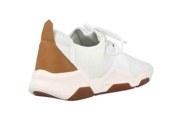 Timberland EARTH RALLY FLEXI KNIT OX WHI Sneaker in Übergrößen Weiß TB0A2D4ZL771 große Herrenschuhe – Bild 3