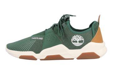 Timberland EARTH RALLY FLEXI KNIT OX DKGRN Sneaker in Übergrößen Grün TB0A29TXY181 große Herrenschuhe – Bild 1