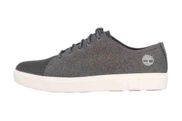 Timberland AMHERST FLEXIKNITOX MDGRY Sneaker in Übergrößen Grau TB0A29NY0331 große Herrenschuhe – Bild 1
