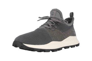 Timberland BROOKLYN FLEXI KNIT OX MDGRY Sneaker in Übergrößen Grau TB0A2D690331 große Herrenschuhe – Bild 6