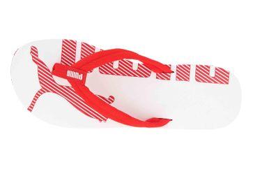 Puma Epic Flip v2 Zehentrenner in Übergrößen Rot 360248 37/Damen große Damenschuhe – Bild 7