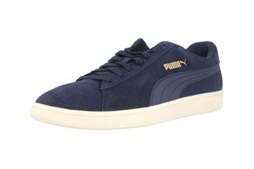 Puma Puma Smash v2 Sneaker in Übergrößen Blau 364989 24 große Herrenschuhe – Bild 6