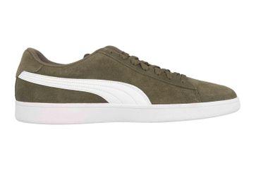 Puma Puma Smash v2 Sneaker in Übergrößen Grün 364989 41 große Herrenschuhe – Bild 4