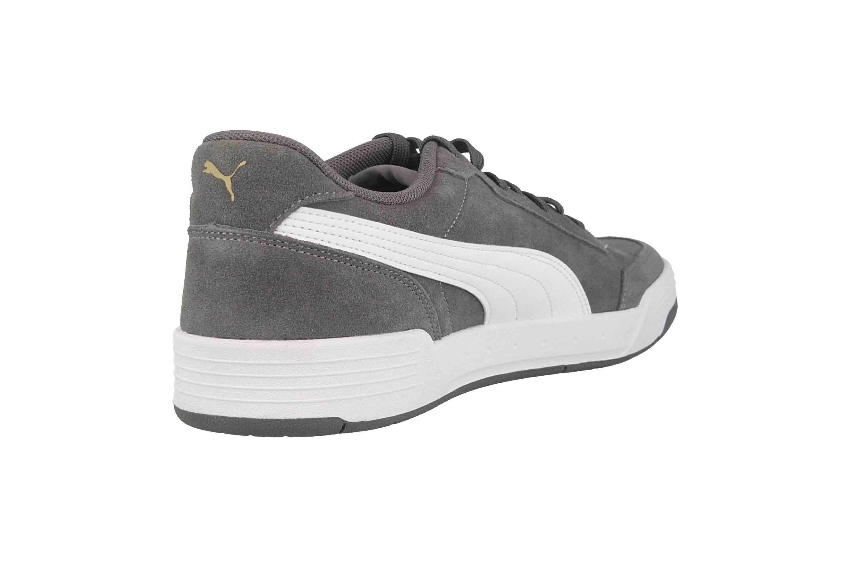 Puma Caracal SD Sneaker in Übergrößen Grau 370304 09 große Herrenschuhe