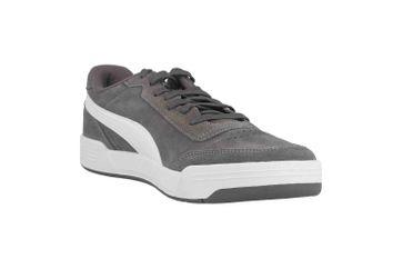 Puma Caracal SD Sneaker in Übergrößen Grau 370304 09 große Herrenschuhe – Bild 5