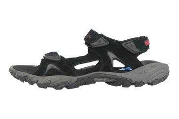 Columbia SANTIAM™ 3 STRAP Sandalen in Übergrößen Schwarz BM 4625-010 große Herrenschuhe – Bild 1