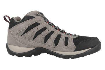 Columbia REDMOND™ V2 MID WP Trekkingschuhe in Übergrößen Grau BM 0833-012 große Herrenschuhe – Bild 4