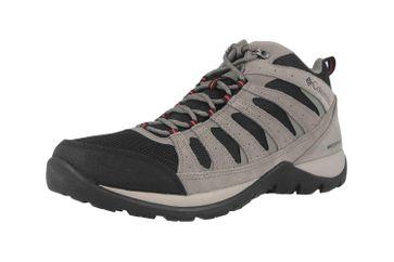 Columbia REDMOND™ V2 MID WP Trekkingschuhe in Übergrößen Grau BM 0833-012 große Herrenschuhe – Bild 6