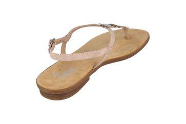 Rieker Sandaletten in Übergrößen Rosa 64211-31 große Damenschuhe – Bild 3