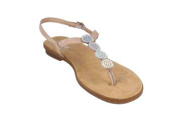 Rieker Sandaletten in Übergrößen Rosa 64211-31 große Damenschuhe – Bild 5