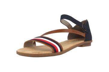 Rieker Sandalen in Übergrößen Mehrfarbig 64258-24 große Damenschuhe – Bild 6