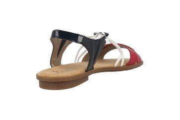 Rieker Sandaletten in Übergrößen Mehrfarbig 64277-33 große Damenschuhe – Bild 3