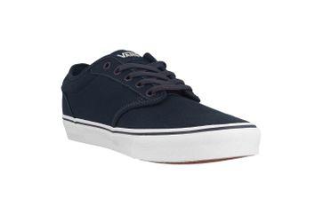 VANS MN Atwood (Canvas)Nvy/Wht Sneaker in Übergrößen Blau VN000KC44K11 große Herrenschuhe – Bild 5