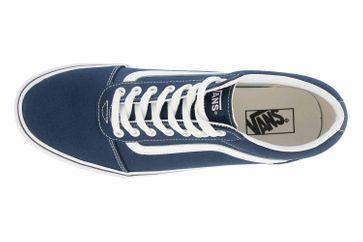 VANS MN Ward (CANVAS) DRESS Sneaker in Übergrößen Blau VN0A38DMJY31 große Herrenschuhe – Bild 7