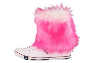 LadyPepp - Candy Pink - Stulpen Pink – Bild 2